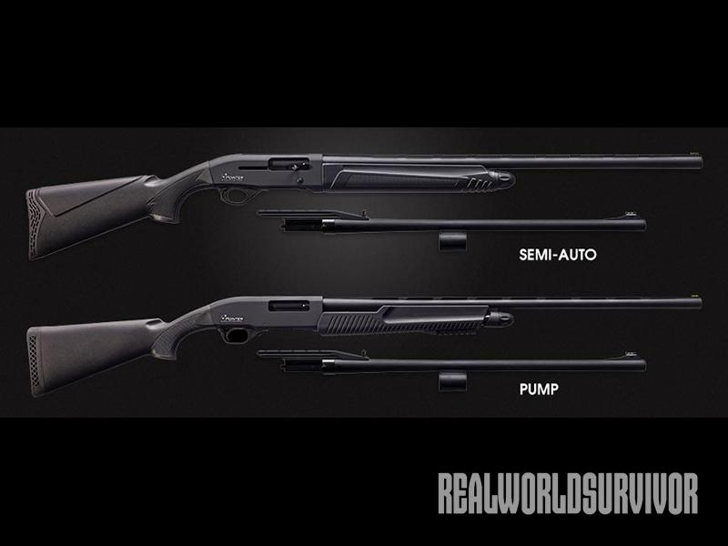 Survival Shotguns 2015 Legacy Sports Pointer Slug Combo
