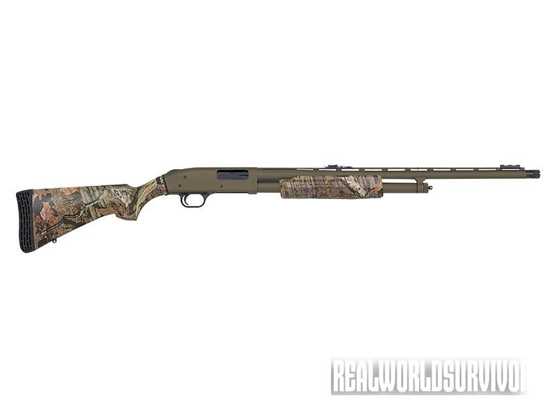 Survival Shotguns 2015 Mossberg FLEX TLS