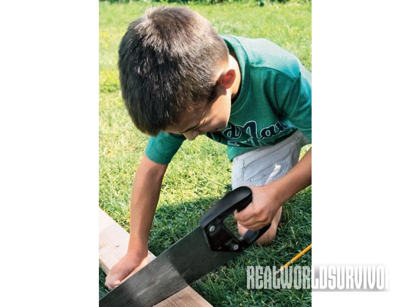 sawing, DIY, trellis