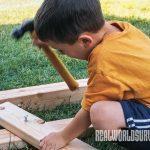 trellis, drilling, DIY