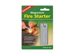 Coghlan's 7870 Magnesium Fire Starter, 7870 Magnesium Fire Starter