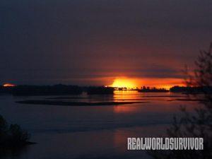 Russia wildfire smoke