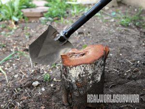 Urban Tactical Attachment Shovel Axe