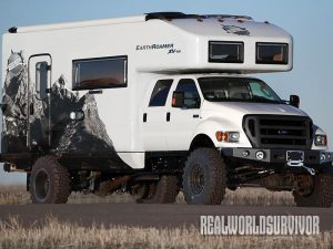 EarthRoamer XV-HD Ford F-650