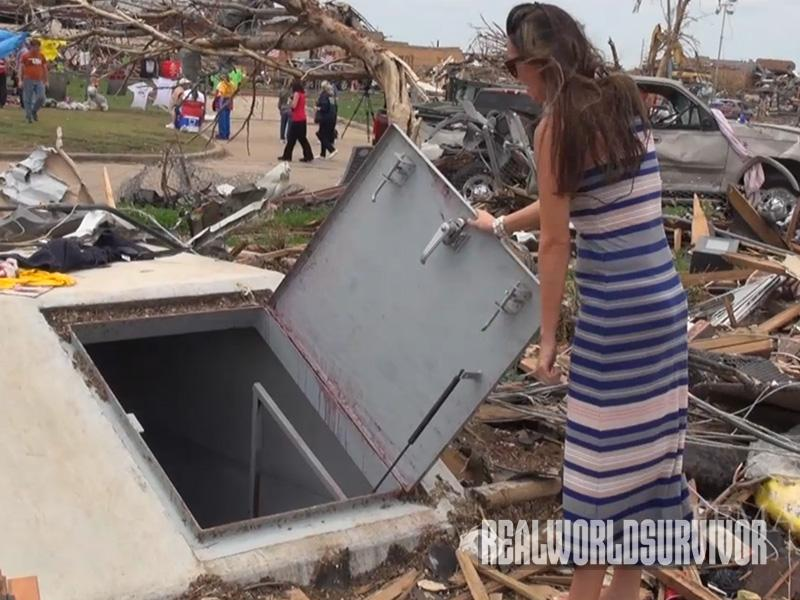 FEMA Safe Rooms 2013 tornado