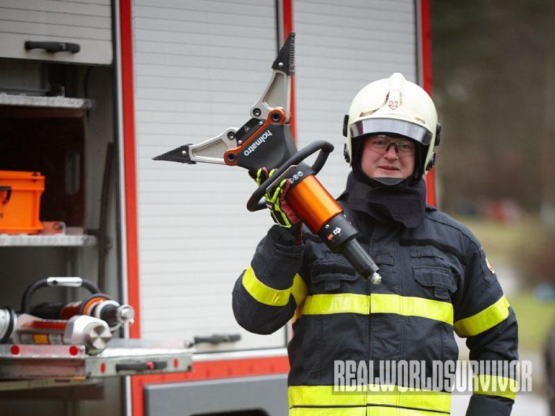 Holmatro, 5000 series, spreader, first responder