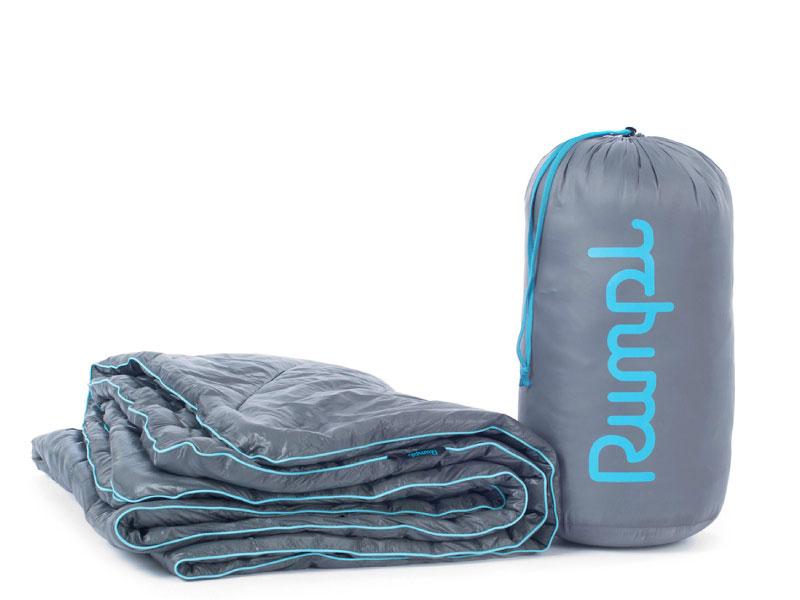 Rumpl, blanket, Rumpl blanket