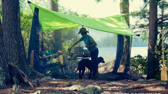 tarp, outdoors, Nemo Equipment, Bugout Tarp