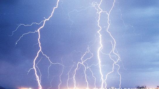 lightning FEMA