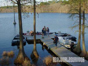 Richmond-Mill Lake
