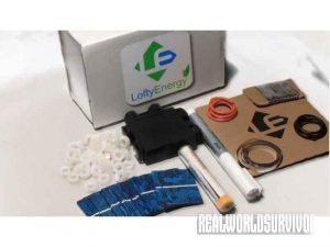 Lofty Energy Panel Kit