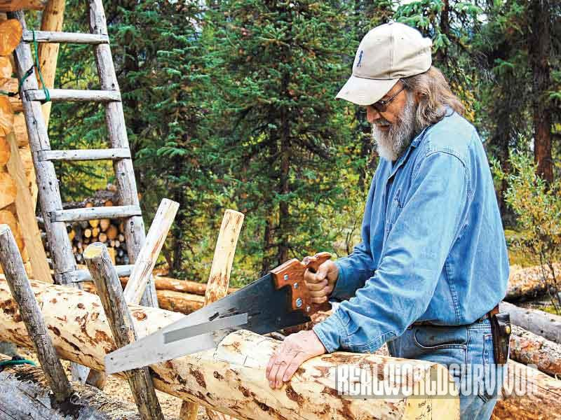 18 Tips To Building Your Own Low Cost Log Cabin