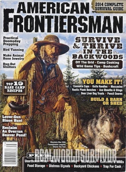 American Frontiersman 2014, #175