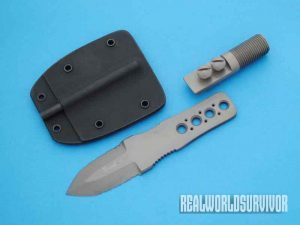 Crawford Missile, knives