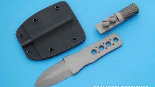 Crawford Missile, knives