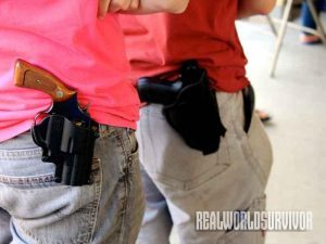 open carry, gun