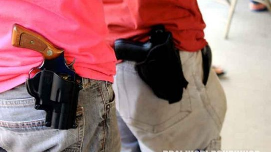 open carry, gun