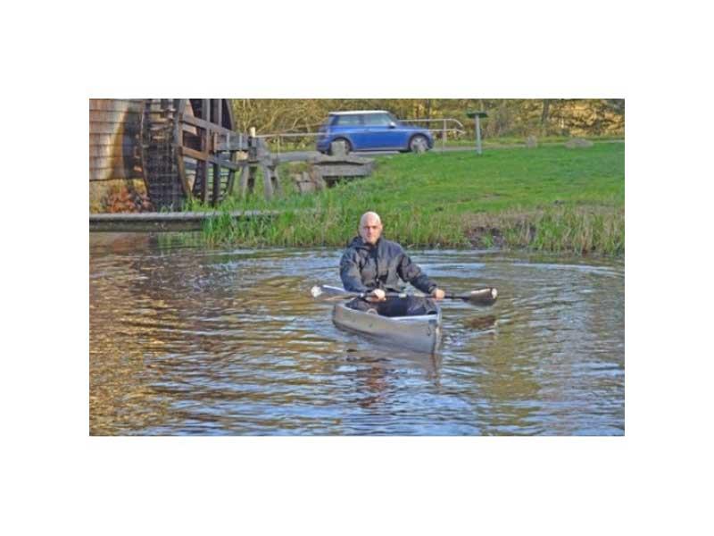 Osagian Kayak Standard, boats, boat, emergency boat