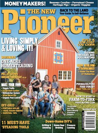 New Pioneer Summer 2015