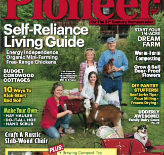The New Pioneer Winter 2015, Issue #188