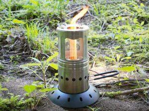 StoveTec FireFly Lantern, stovetec firefly, firefly lantern, firefly lantern flame