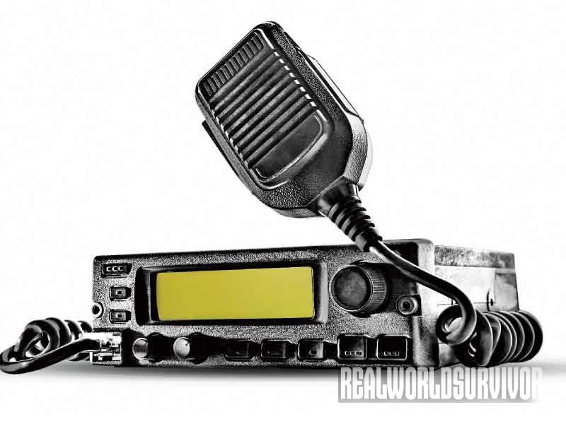 radio transceiver station