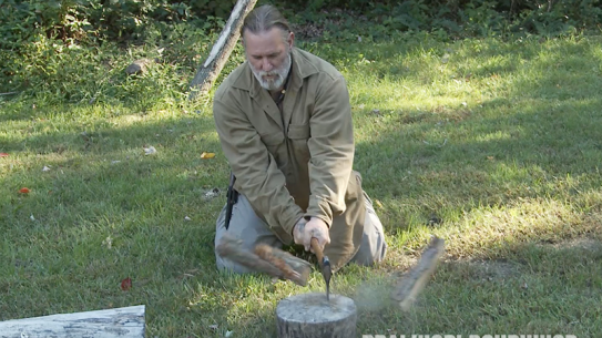 VIDEO: Dave Canterbury Axe Tips Tactics