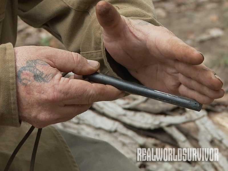 ferro rod, ferro rod fire-starter, ferro rod firestarter, firestarter, dave canterbury, dave canterbury ferro rod