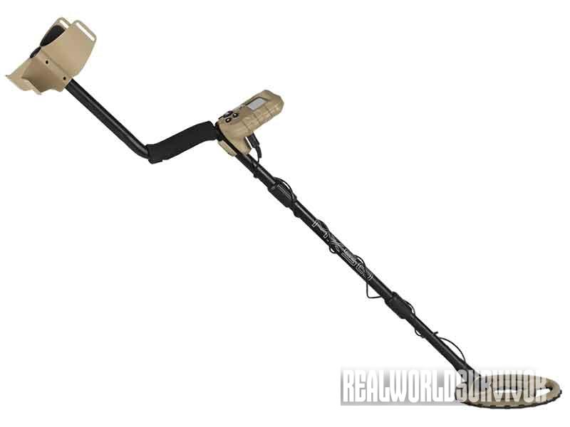 GroundEFX MX50 Metal Detector