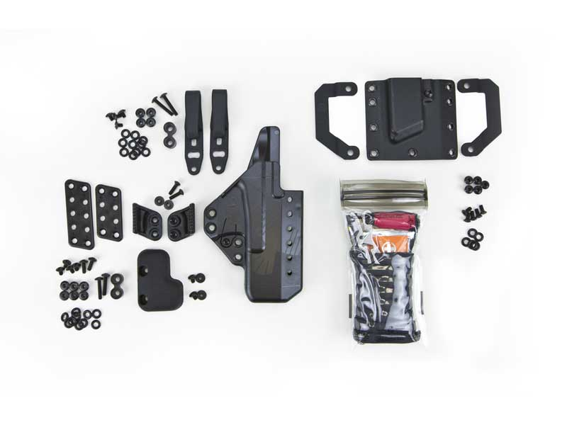 Raven Concealment Systems' EDC Combo Pack, EDC Combo Pack, Raven Concealment Systems, everyday carry pack