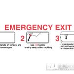 Subway Emergency Exit