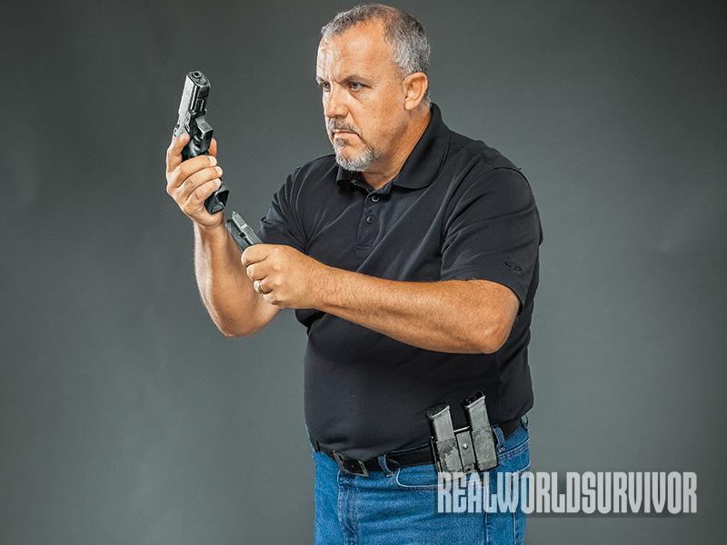 self-defense Tactical Reload 2