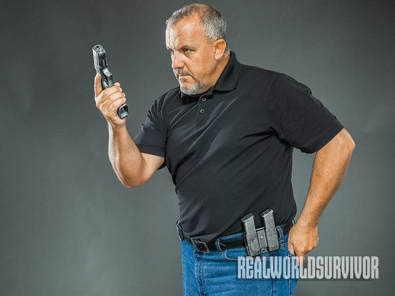 self-defense Tactical Reload 3