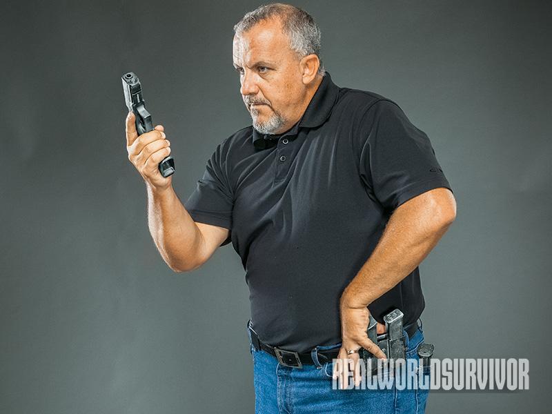 self-defense Tactical Reload 4