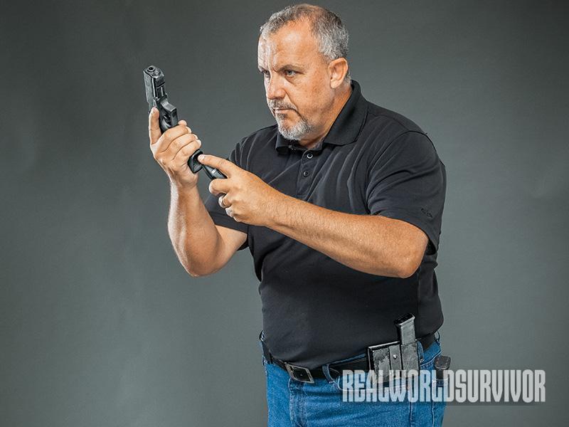 self-defense Tactical Reload 5