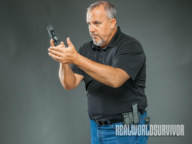 self-defense Tactical Reload 6