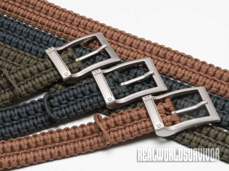Timberline, paracord