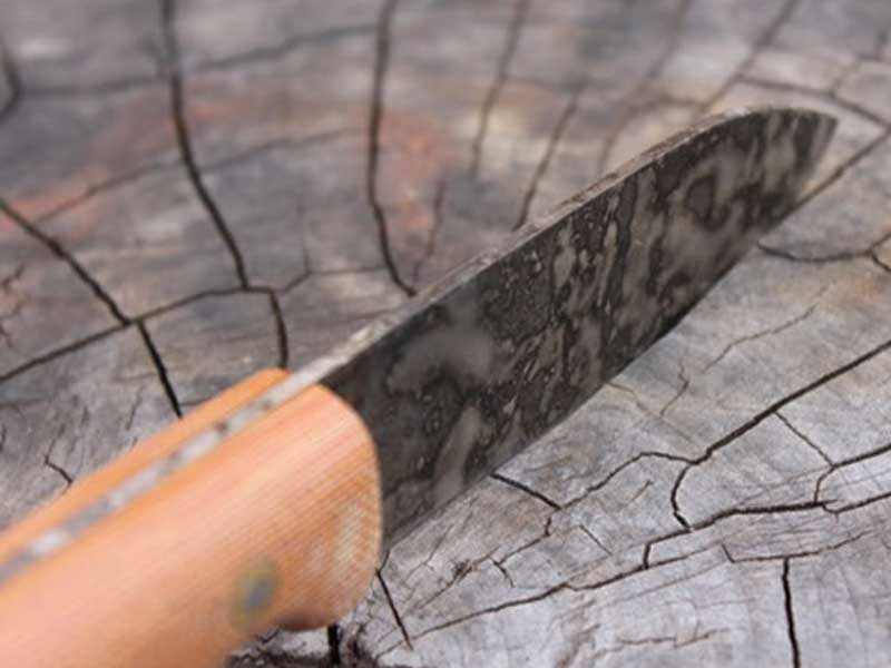bushcrafter, bushcrafter hc, bushcrafter hc knives, bushcrafter hc knife, lt wright handcrafted knives