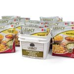 disaster food, emergency meals, emergency meal, disaster meals, disaster foods, Legacy Premium 720-Serving Package