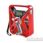 crank-powered, crank-powered devices, crank-powered lifesavers, Eton Radio FRX3 - American Red Cross