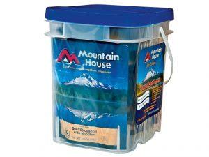 disaster food, emergency meals, emergency meal, disaster meals, disaster foods, Mountain House Just In Case