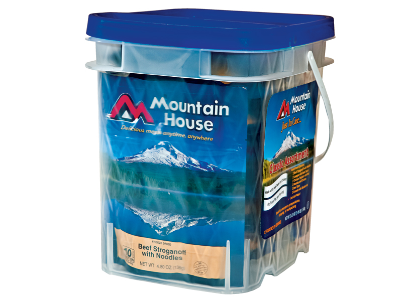 disaster food, emergency meals, emergency meal, disaster meals, disaster foods, Mountain House Just In Case