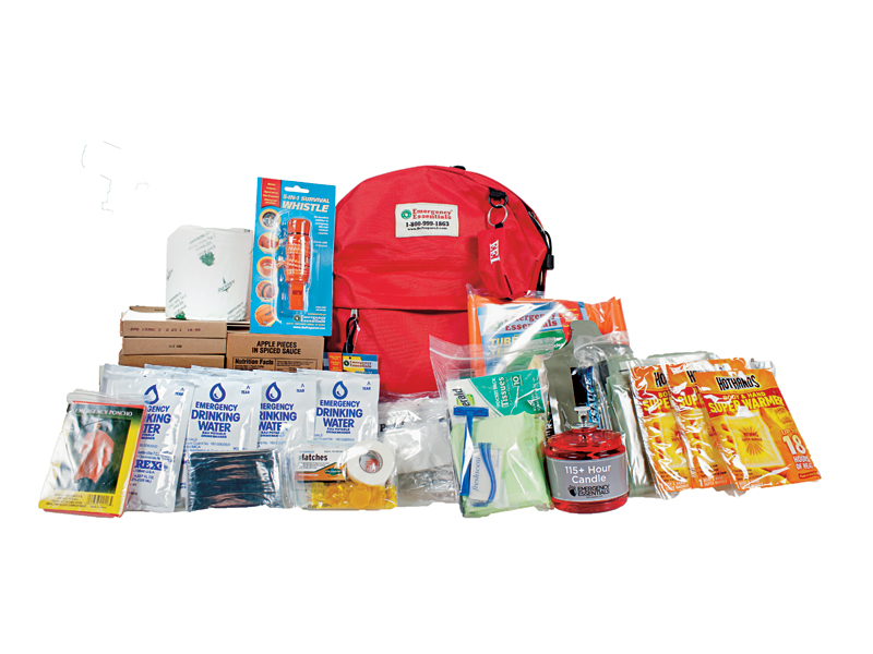 disaster food, emergency meals, emergency meal, disaster meals, disaster foods, Emergency Essentials Personal 72-Hour Emergency Kit