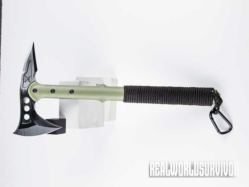 ax, axes, tomahawk, tomahawks, united cutlery m48 ranger hawk