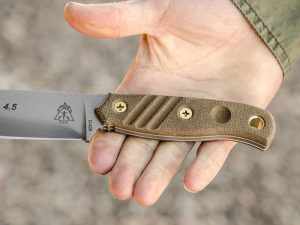 TOPS Knives Baja 4.5 knife handle