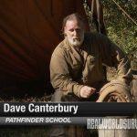 dave canterbury, jam knot, jam knot camping, jam knot tips, jam knot dave canterbury, dave canterbury knot photo