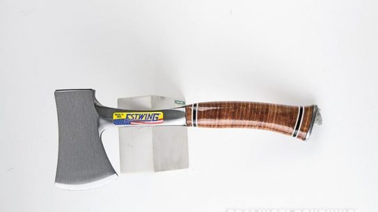 axe, axes, survival axe, Erstwing Leather Sportsman Axe