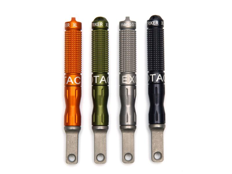 fire, fires, fire kit, fire kits, fire starter, fire starters, firestarter, fire starter kit, exotac nano striker XL