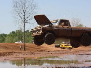 Louisiana MudFest, Louisiana MudFest flood