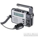 crank-powered, crank-powered devices, crank-powered lifesavers, Midland XT511 Base Camp Radio